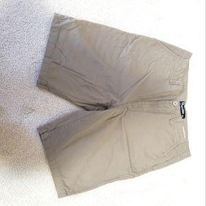 """2/$20 Men's bluenote khaki shorts 34"""""""